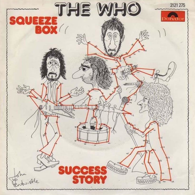 The Who - Squeeze Box