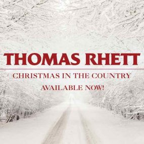 Thomas Rhett Christmas In The Country artwork