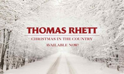 Thomas Rhett Christmas In The Country artwork