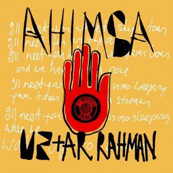U2 Ahimsa cover