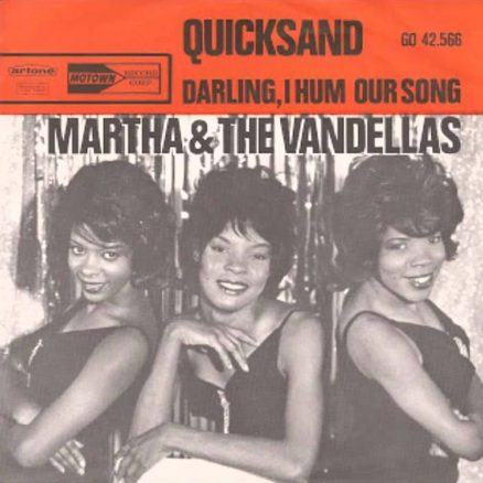 Martha Vandellas Quicksand