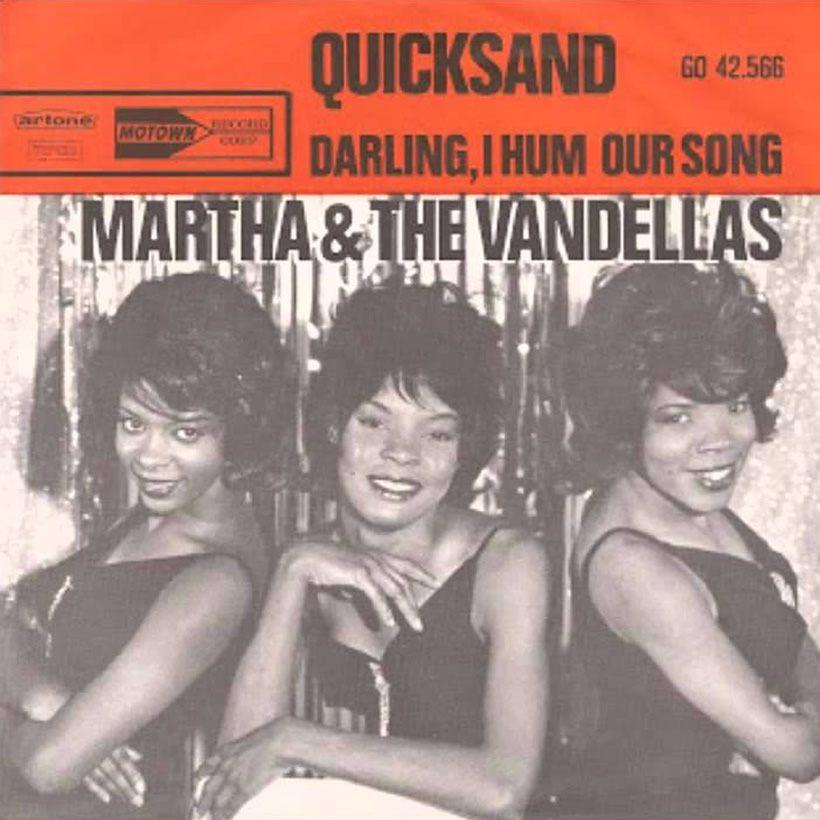 Martha Vandellas Quicksand