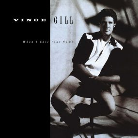 Vince Gill When I Call Your Name album cover 820