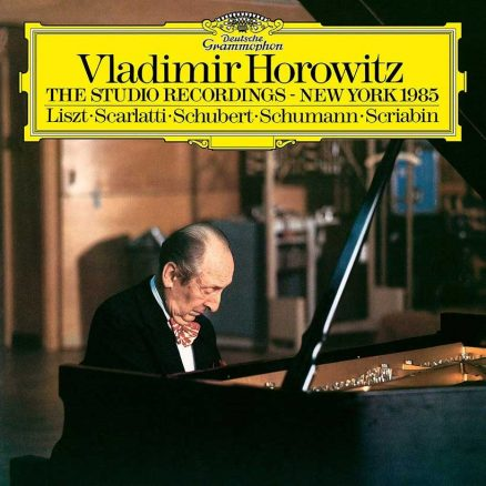 Vladimir Horowitz The Studio Recordings vinyl