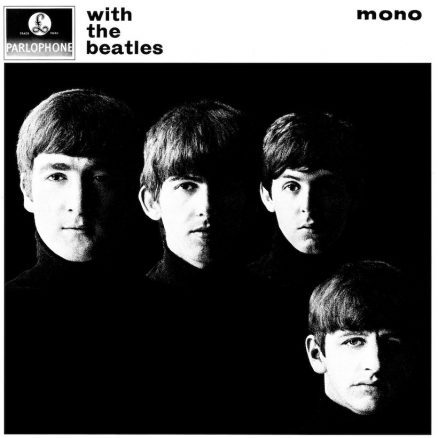With The Beatles cover