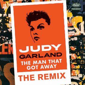 Judy Garland The Man That Got Away cover art