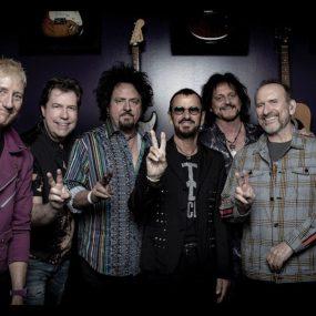 Ringo All-Starr Band Group Shot