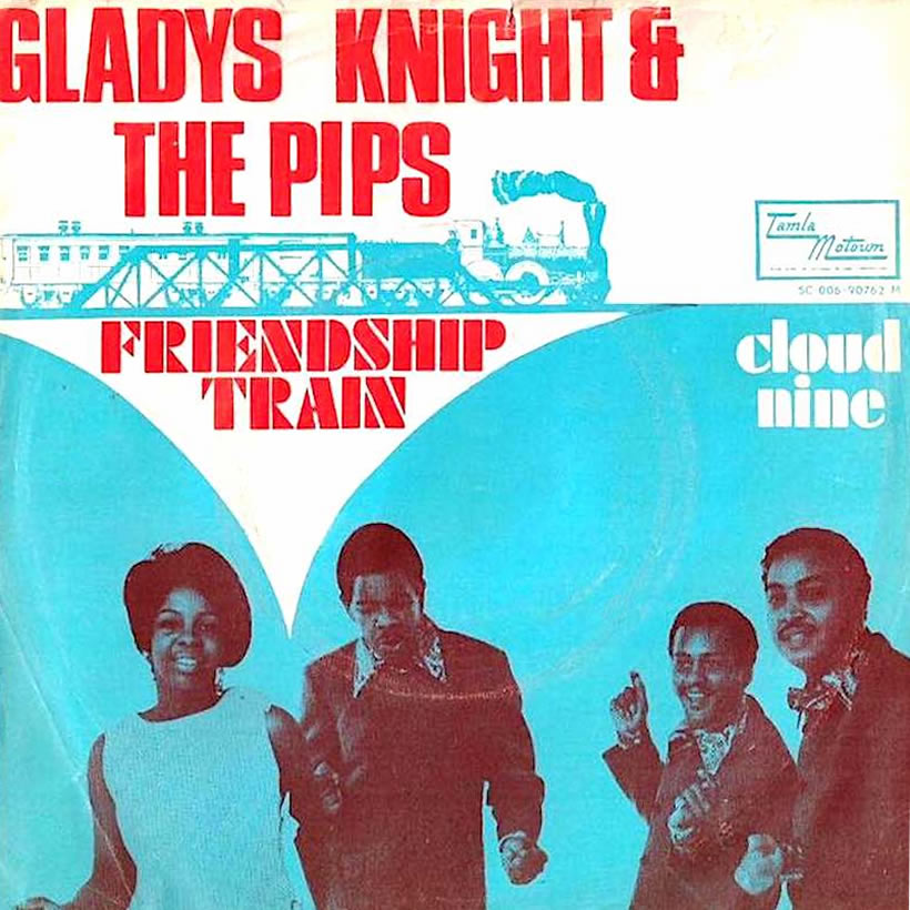 Image result for FRIENDSHIP TRAIN GLADYS KNIGHT AND THE PIPS SINGLE IMAGES