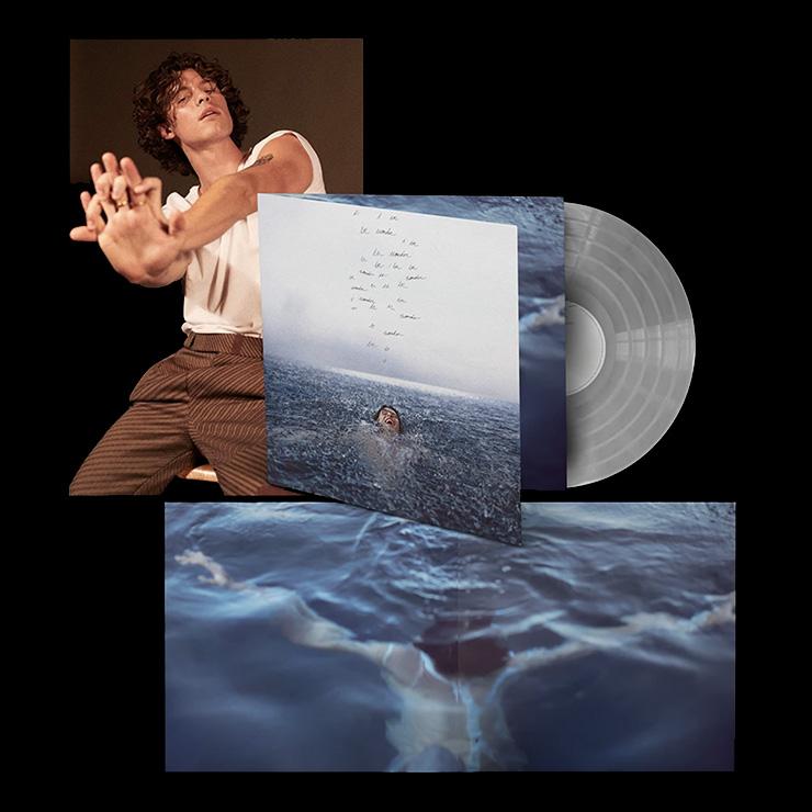 Shawn Mendes Clear Vinyl