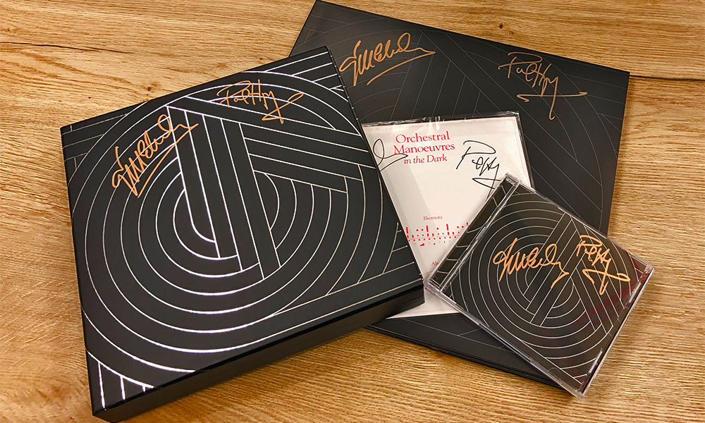 OMD signed Souvenir Giveaway