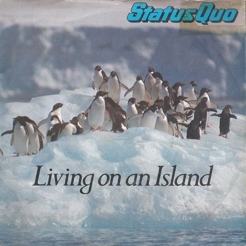 Status Quo Living On An Island