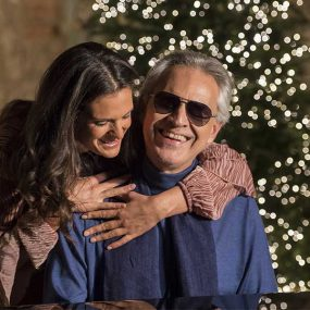 Andrea and Veronica Bocelli - photo