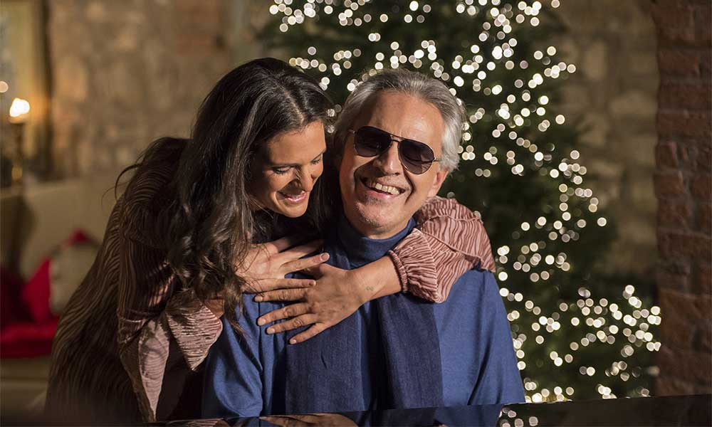 Bocelli On Christmas Special November 2020 Watch New Andrea Bocelli 'Return To Love – Christmas Version' Video