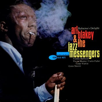 Art Blakey And The Jazz Messengers Buhaina's Delight album cover 820