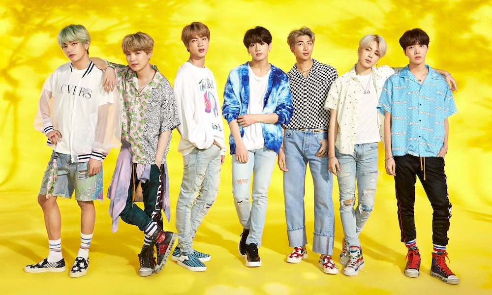 BTS official press shot