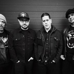 Billy Talent Forgiveness Lyric Video