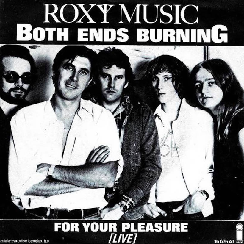 Both Ends Burning Roxy Music