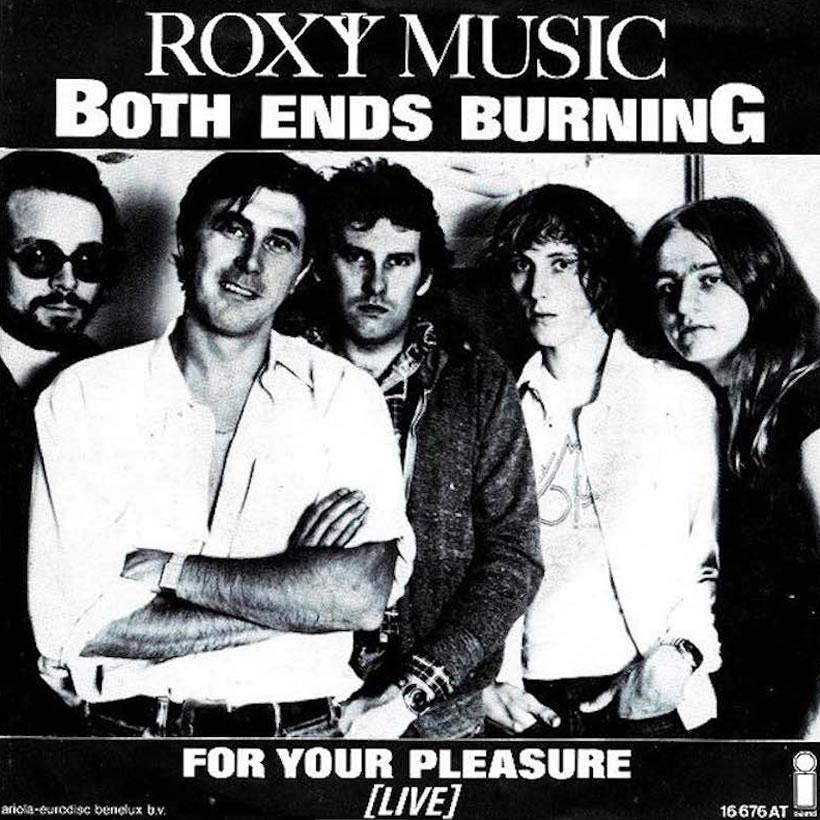 Both Ends Burning - Roxy Music