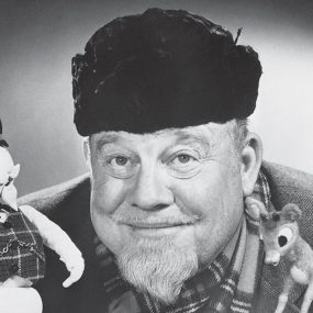 Burl Ives Holly Jolly Christmas photo 1000