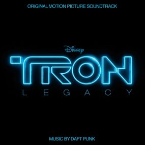 Daft Punk Tron Legacy album cover 820