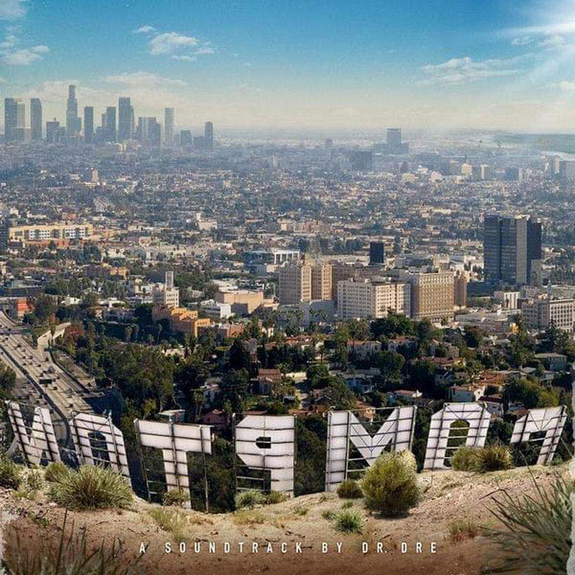 Dr. Dre's 'Compton' Makes Its Long-Awaited Debut On Spotify