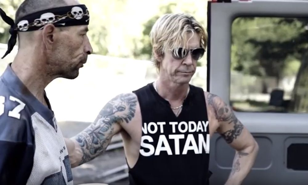 Duff McKagan Cold Outside