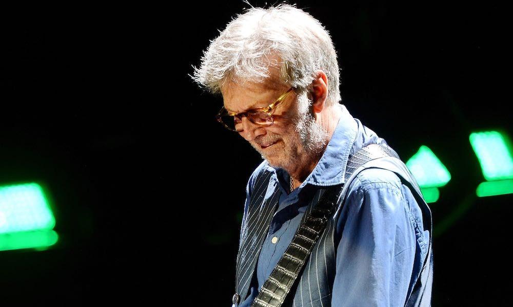 Eric Clapton press courtesy LD Communications