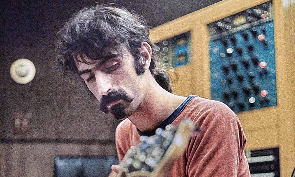 Frank Zappa Hot Rats sessions press shot 01 CREDIT Bill Gubbins