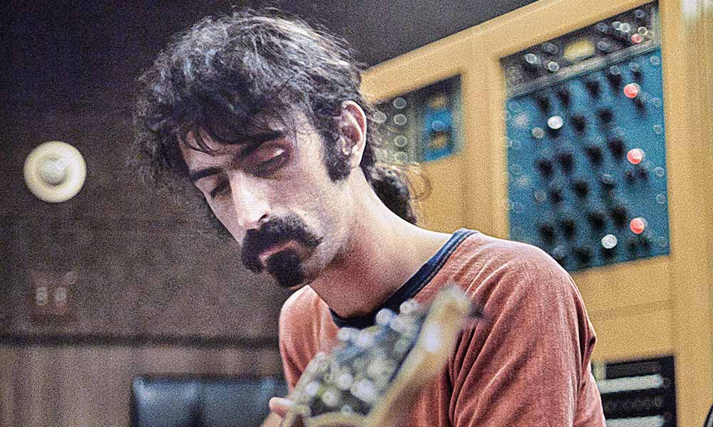 Frank Zappa Hot Rats sessoins press shot 01 CREDIT Bill Gubbins