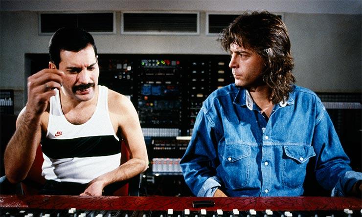 Freddie Mercury With Mack 04 740