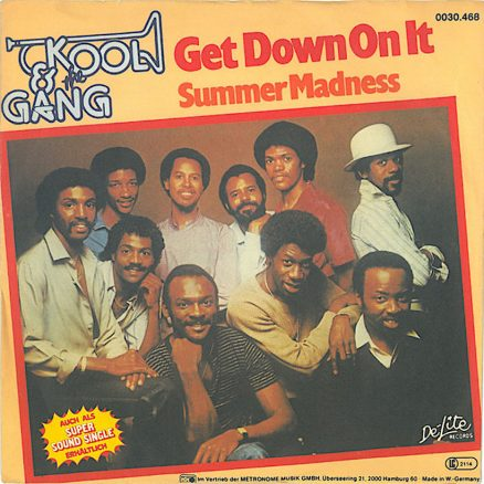 Get Down On it Kool & the Gang