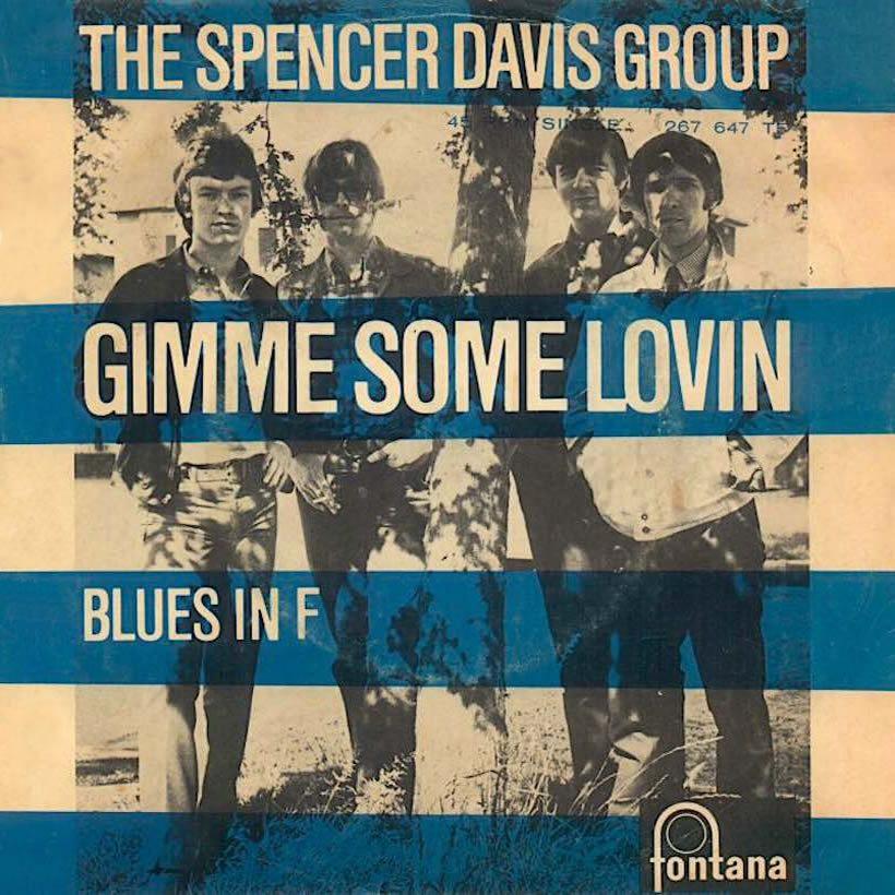 Gimme Some Lovin Spencer Davis Group