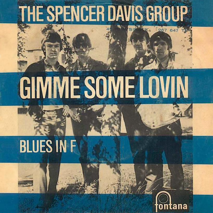 Gimme Some Lovjn Spencer Davis Group