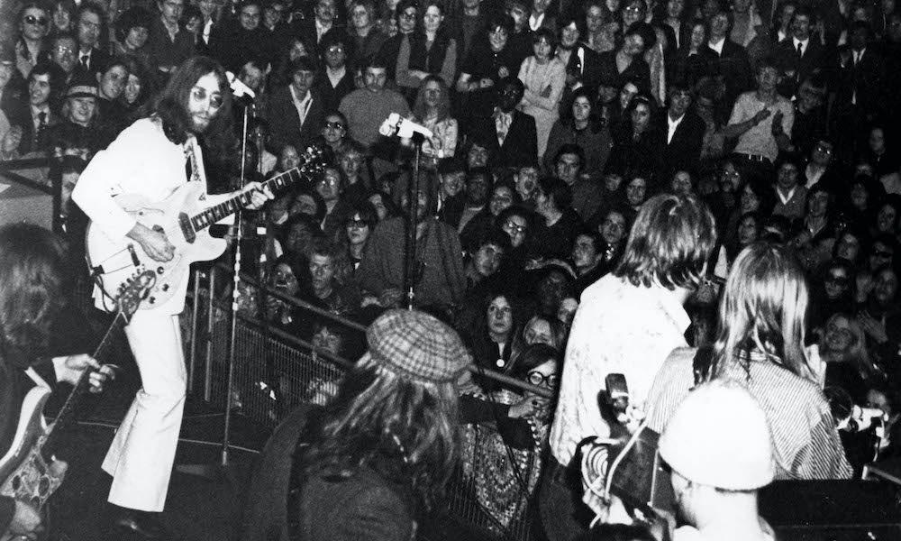 John Lennon UNICEF GettyImages 91140427