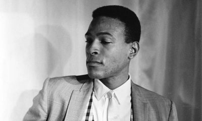 Marvin Gaye 1960s Motown/EMI Hayes Archive