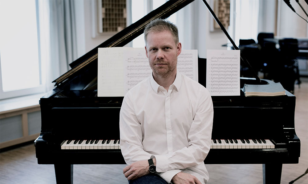 Max Richter composer - photo