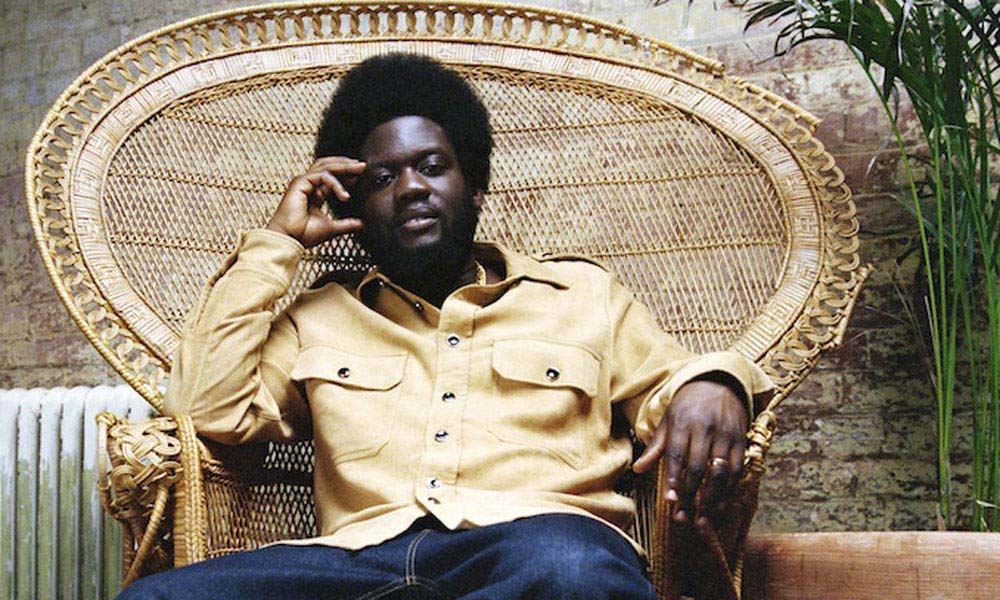 Michael Kiwanuka BBC Radio 6 Festival