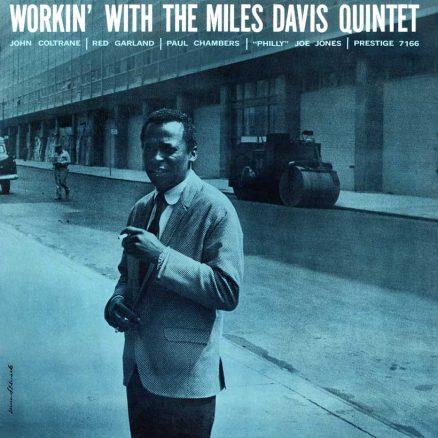 Miles Davis Workin With The Miles Davis Quintet album cover 820