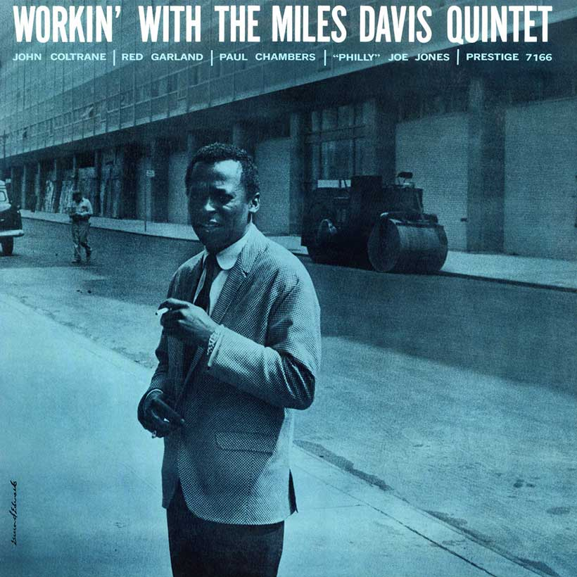Miles Davis Workin With The Miles Davis Quintet album cover 820