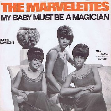 My Baby Must Be A Magician Marvelettes
