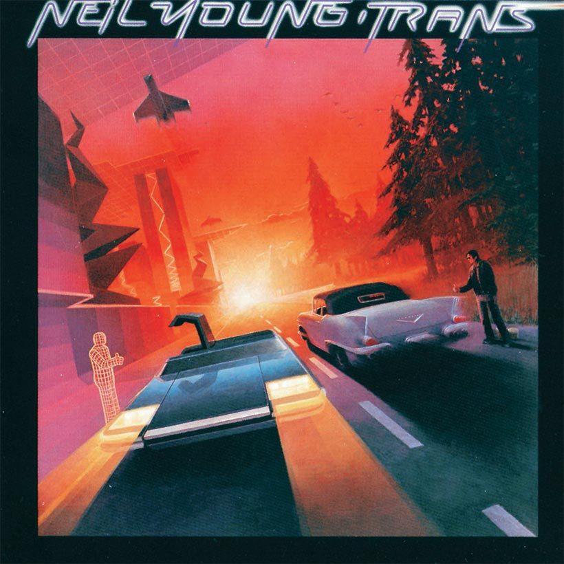 Neil Young Trans Album