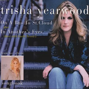 On A Bus To St Cloud Trisha Yearwood