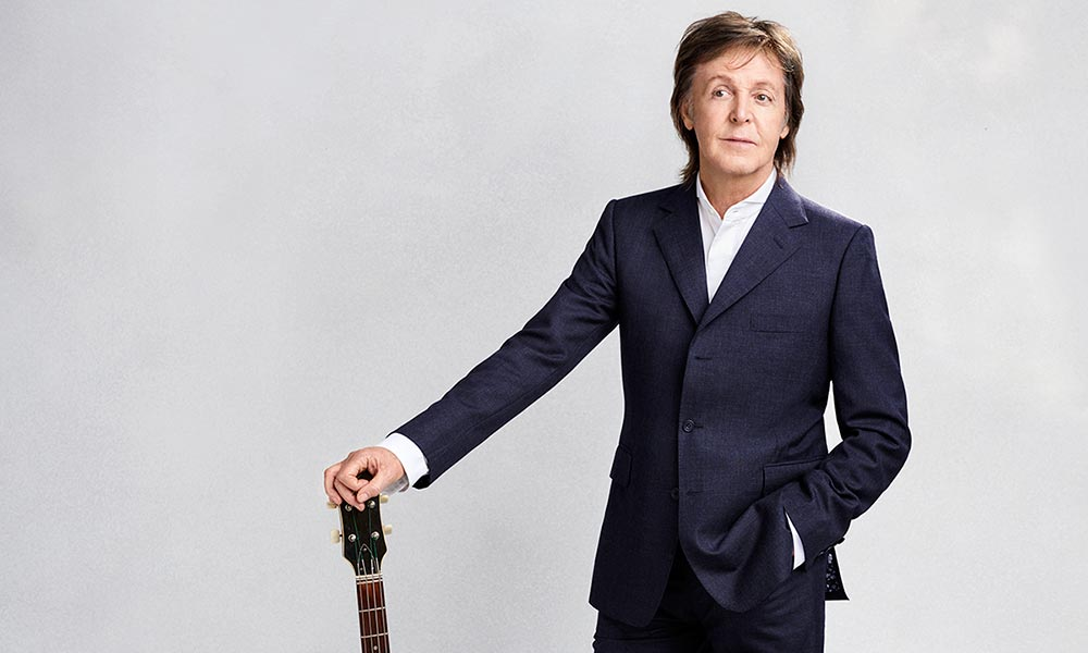 Paul McCartney Animated Film 'High In The Clouds' Coming To Netflix