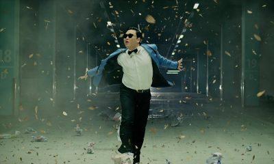 Psy Gangnam Style video still 1000
