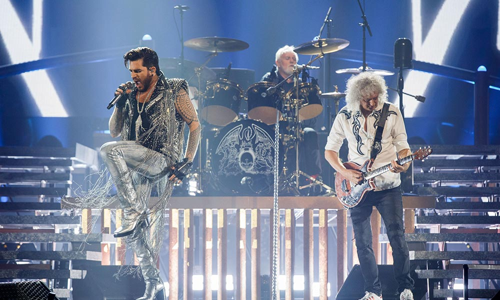 Queen + Adam Lambert Add New Shows To 'Rhapsody' Residence At London's 02 Arena