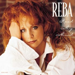 Reba McEntire Read My Mind album cover 820