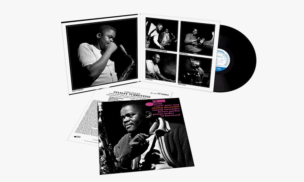 Blue Note's Tone Poet Audiophile Series To Continue In 2020
