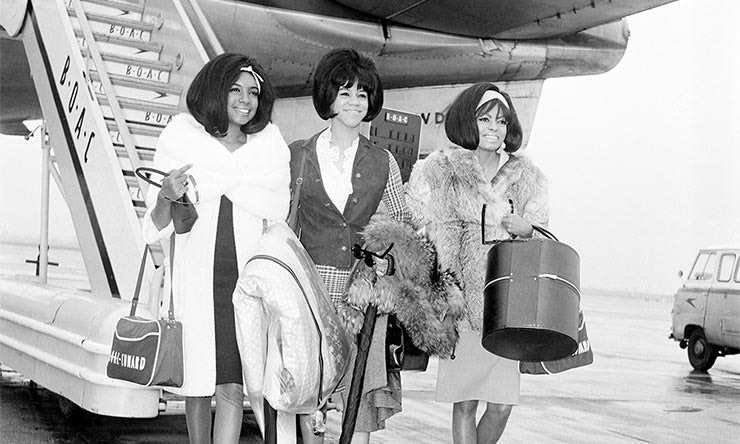 Supremes Motown/EMI Hayes Archive