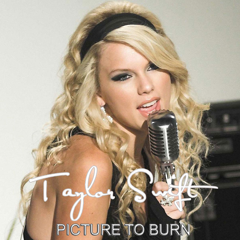 Taylor Swift Picture To Burn-artwork 820