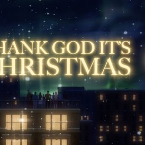 Queen Thank God It's Christmas Video